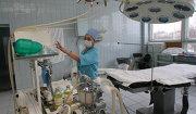 хирурги, врачи, больница