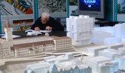 Архитектура, макет