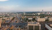 Транспортная развязка в Москве