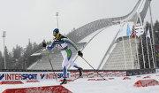 Старт Чемпионата мира по лыжным видам спорта в Норвегии, лыжный трамплин