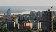 Вид на Волгоград