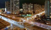 Ночная Москва. Митино