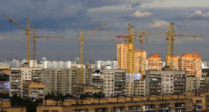 Панельное жилье в Москве
