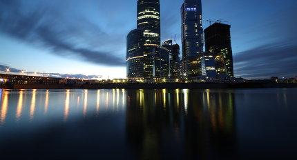 "Деловой центр ""Москва-Сити"""