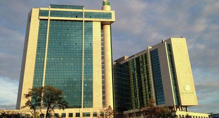 Здание головного офиса Сбербанка РФ
