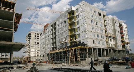 Строительство жилье