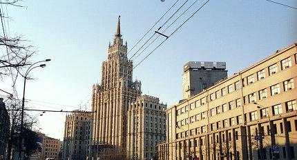 Район Красных Ворот в Москве